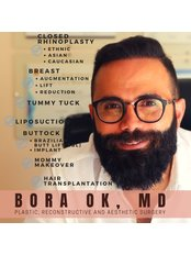 Dr. Bora Ok - Europe Aesthetic Surgery Clinic - Bora Ok, MD-Plastic Surgeon