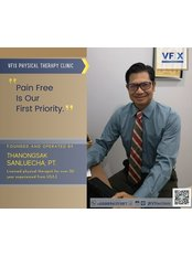 Vfix physical therapy clinic - Founder and Physical Therapist