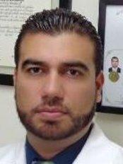 Dr. Asael Castro Pico, Cirugía Maxilofacial - Dental Clinic in Mexico