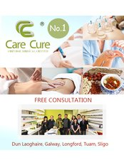 Care Cure Acupuncture & Chinese Medicine Galway - Acupuncture Clinic in Ireland