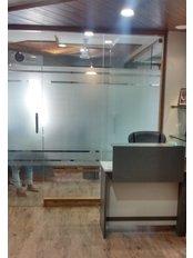 Desai Dental Clinic- SuperSpeciality Dental Care - Reception Desk
