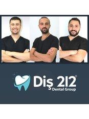 Diş 212 - Dental Aesthetic Facility - Dental Clinic in Turkey
