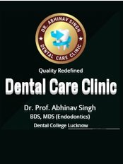 Dr.Abhinav Singh Dental Care Clinic -Best Clinic - Dental Clinic in India