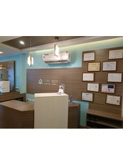 Lifecare Dental Clinic and Implant Centre - Reception area