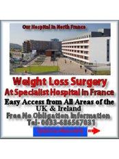 Laser Clinic (France) Ltd - The hospital Jaques Monod Le-Havre France