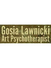 Gosia Lawnicki Art Therapist - Psychotherapy Clinic in Ireland
