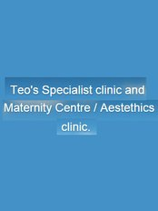 Teos Aesthetic and Maternity Clinic - General Practice in Malaysia
