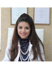 Dr Diksha Batra - the Painfree Dentist - Dr Diksha Tahilramani Batra- CEO & Founder