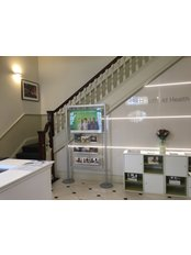 Nuffield Health West End Medical Centre - Reception
