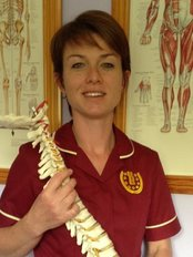 Martine Stiles (née Wilkie) - McTimoney Chiro - Chiropractic Clinic in the UK
