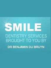 Dr Benjamin Du Bruyn - Dental Clinic in South Africa