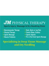 Sports Injuries & Massage Clinic - Massage Clinic in Ireland