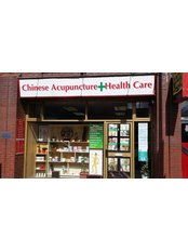 Chinese Acupuncture Care - front