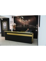 Pros Esthetic Dental Clinic - Front Desk