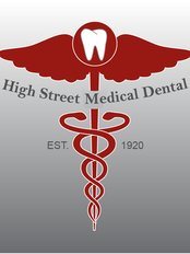 HighStreet Medical Dental - Facebook icon