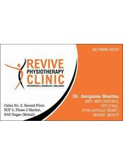 The Physiotherapy Clinic Rehabilitation Center - Revive Physiotherapy Clinic