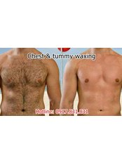 Male Waxing in Hanoi - Professional male body waxing in Hanoi