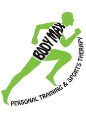 Body Max Sports Therapy - Bodymax Logo