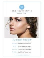 SDS Rejuvenate - Liverpool Clinic - Laser Facelift