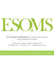Eastern Suburbs Oral & Maxillofacial Surgery - Dental Clinic in Australia