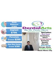 Dental Arts - Dental Clinic in Mexico