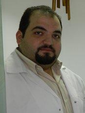 Wahid Dental Clinic At Dahab Specialized Hospital - Entarance