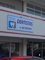 Playa Dental Center - Federal highway corner with constituyentes avenue