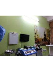sanaansh ent & allergy centre - consultation room