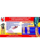 Dr.Singh s Physiotherapy Jubilee Hills - Dr.Singh physiotherapy