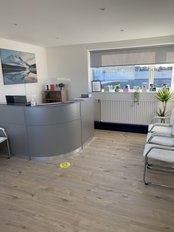 JL PhysioFit - Our Reception Area