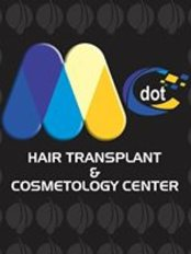 M.dot Hair Transplant & Cosmetology Center - Hair Loss Clinic in Pakistan