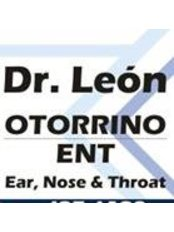 Dr Leon Otorrino - ENT - Ear Nose and Throat Clinic in Mexico