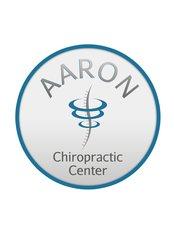 Rudy Aaron Doctor of Chiropractic - Logo Aaron Chiropractic Clinic