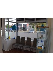 Back2Fitness Physiotherapy - Waiting Area