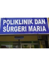 Poliklinik dan Surgeri Maria - Ear Nose and Throat Clinic in Malaysia
