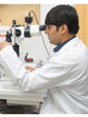 Dr. Siddhartha Ghosh - Nightingale Hospital - Eye Clinic in India