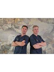 DentalPro - Highly experienced and skilled experts, dr. med. dent. MSc Alan Majanovic and dr. med. dent. Gregor Stermecki