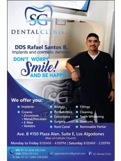 SG Dental Clinic - Dental Clinic in Mexico