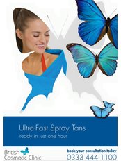 Seraphina Aesthetic Clinic - Find Your Summer Glow With Spray Tan