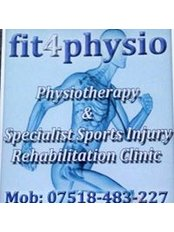 Fit4physio - Halifax - Physiotherapy Clinic in the UK