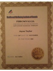 Stillife Wellbeing - Fibromyalgia Massage Therapy
