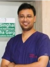 Ekdantam Multispeciality Dental Clinic - Dr. Kapil Singhal (BDS,MDS PERIODONTIST AND ORAL IMPLANTOLOGIST, Fellow Indian society of implantoogy (ISOI)