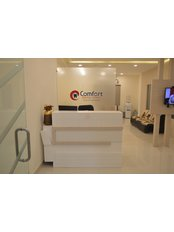 Comfort Dental Clinic - Reception