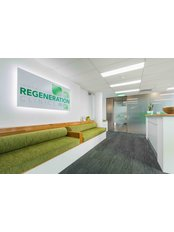 Regeneration Clinics-Bayside Clinic - reception area