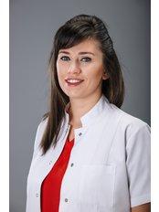 Dr. Dt. Seda Deniz Kalkan - Maxillofacial Surgeon Seda Deniz Kalkan