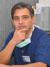 Dr Fisnik Kasapi - Dental Clinic in Macedonia