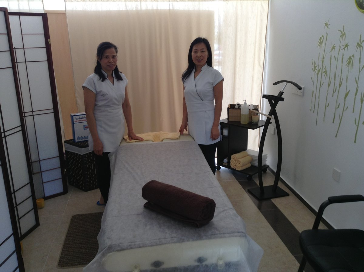 Chinese massage center-Eskulap in Paphos, Cyprus