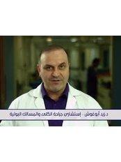 Zeid AbuGhosh - Consultant at Istishari Urology Center Dr Zeid AbuGhosh