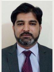 Dr. Fawad's Urology Practice - Allah Hoo Chowk, 408-409-E, Khayaban-e-Firdousi, Lahore,