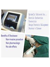 Shockwave Treatment for Erectile Dysfunction - Manila Kidney & Prostate Care Clinic